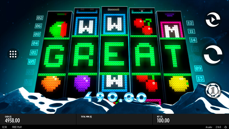 Изображение игрового автомата Arcader 2