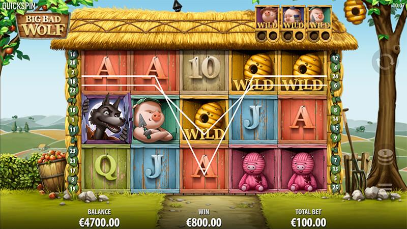 Изображение игрового автомата Big Bad Wolf 2