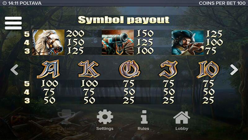 Изображение игрового автомата Poltava 4
